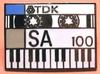 Pins_tdk_cassette_tape_sa_100