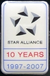 Pins_star_alliance_10_years