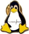 Pins_turbolinux_tux