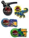Pins_pizzala_the_lost_world_jurassi