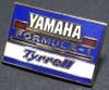Pins_tyrrell_yamaha_formula1