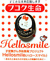 Pins_fukoku_life_kitty_hello_smile