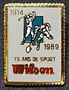 Pins_wilson_75_ans_de_sport