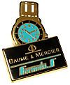 Pins_baume_mercier_formula_s_gold