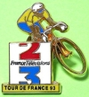 Pins_tour_de_france_1993_fance_tv
